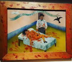 """Considerazioni Psicologiche sul quadro di Frida Kahlo """"Love Requiem"""" del 1934."""